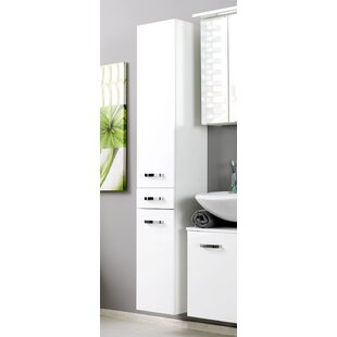 Bologna 30 x 180cm Tall Bathroom Cabinet by Held Möbel