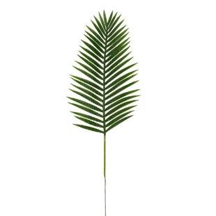 silk palm leaves wayfair