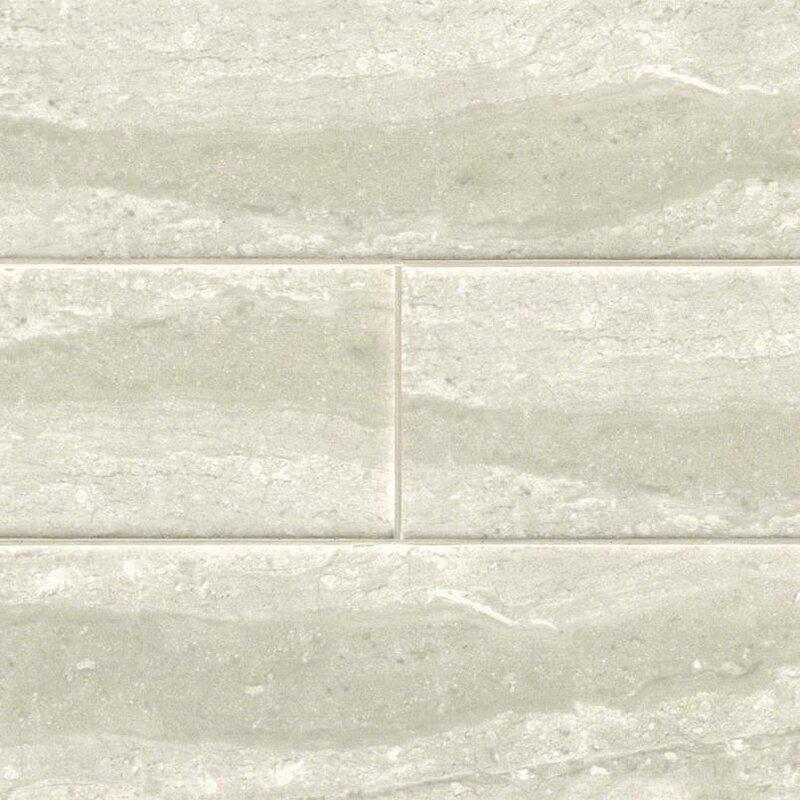 Clique Gris 4 X 16 Porcelain Bullnose Tile Trim