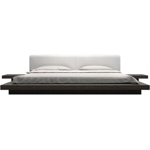 Worth Upholstered Platform Bed by Modl..