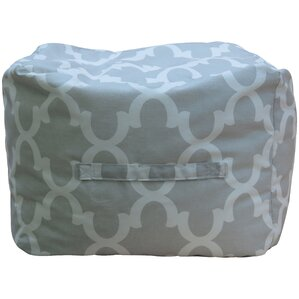Premiere Home Fynn Pouf Footstool by Fox Hill Trading