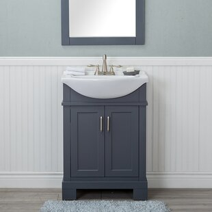 "Araminta 24"" Single Bathroom Vanity Set"