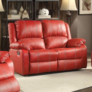 Zuriel Motion Reclining Loveseat by ACME Furniture