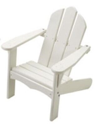 Charming Personalized Kids Adirondack Chair