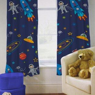 Boys Bedroom Curtains | Wayfair.co.uk