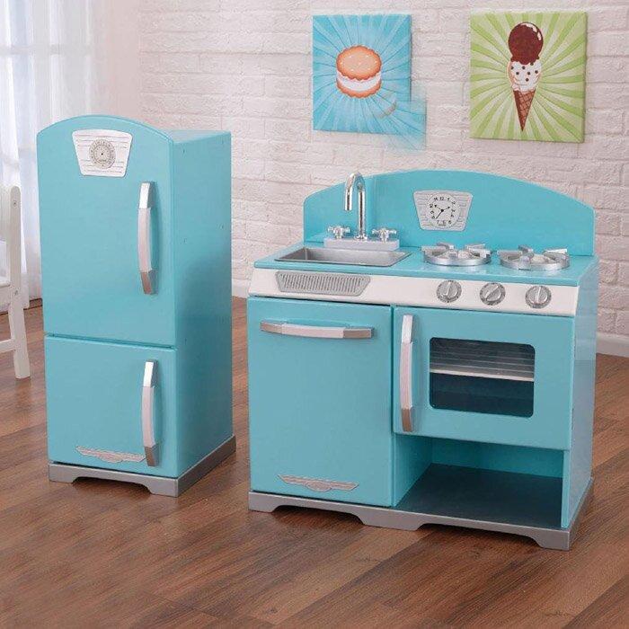 2 piece retro kitchen and set
