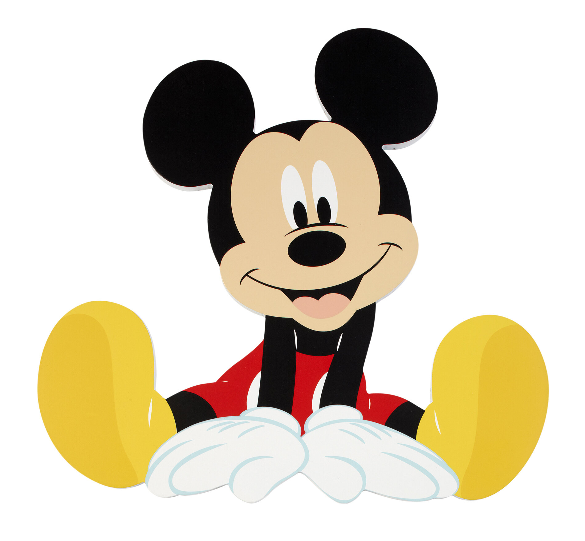 Disney Baby Mickey Mouse Wall Decor & Reviews | Wayfair