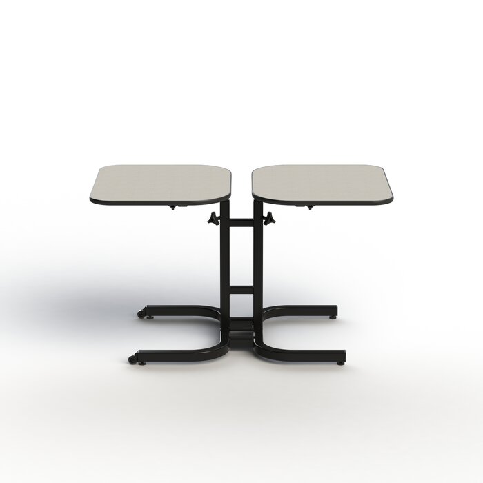 Comfor Tek Seating Wheelchair Accessible Extendable Dining Table