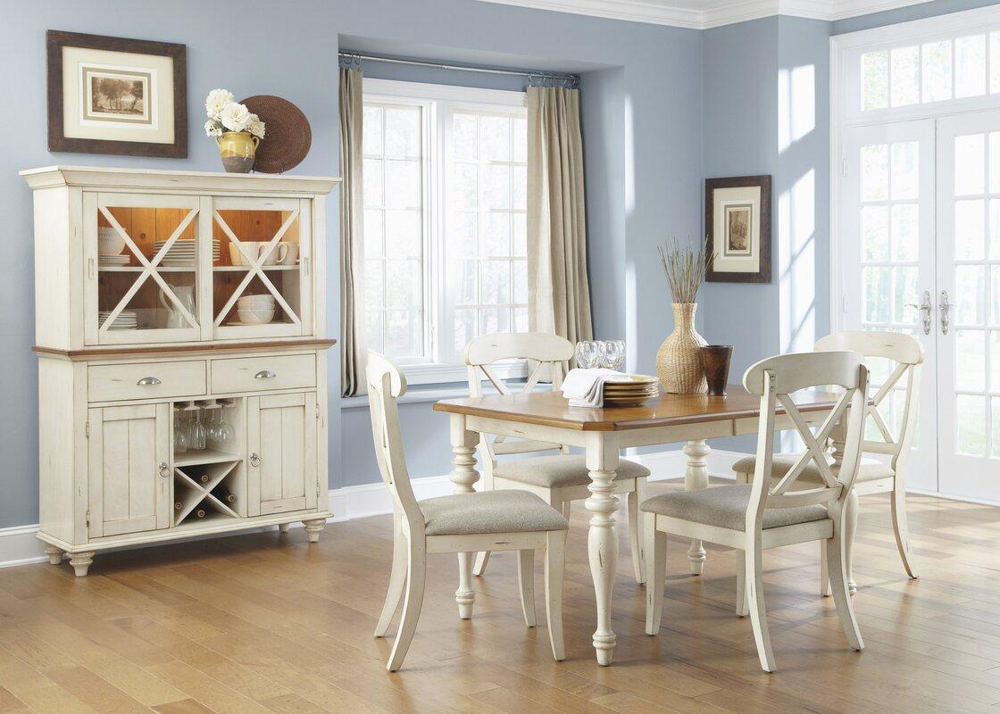 beachcrest home solid pine china cabinet hutch wayfair