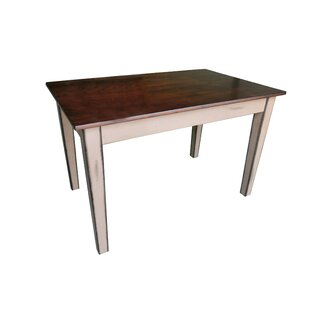 Adalberto Solid Wood Dining Table