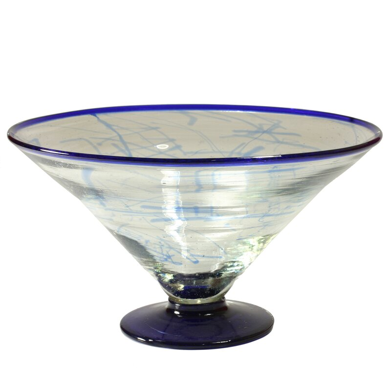 Decorative Blown Glass Bowls Unique Novica Cantel Blown Glass Artisans Decorative Glass Centerpiece Design Inspiration