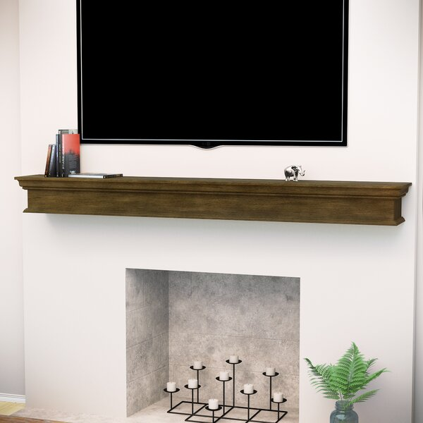 Tremendous Arcola Floating Mantel Fireplace Shelf Mantel Home Interior And Landscaping Ologienasavecom