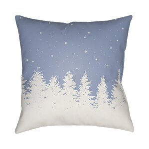 frissell trees outdoor throw pillow