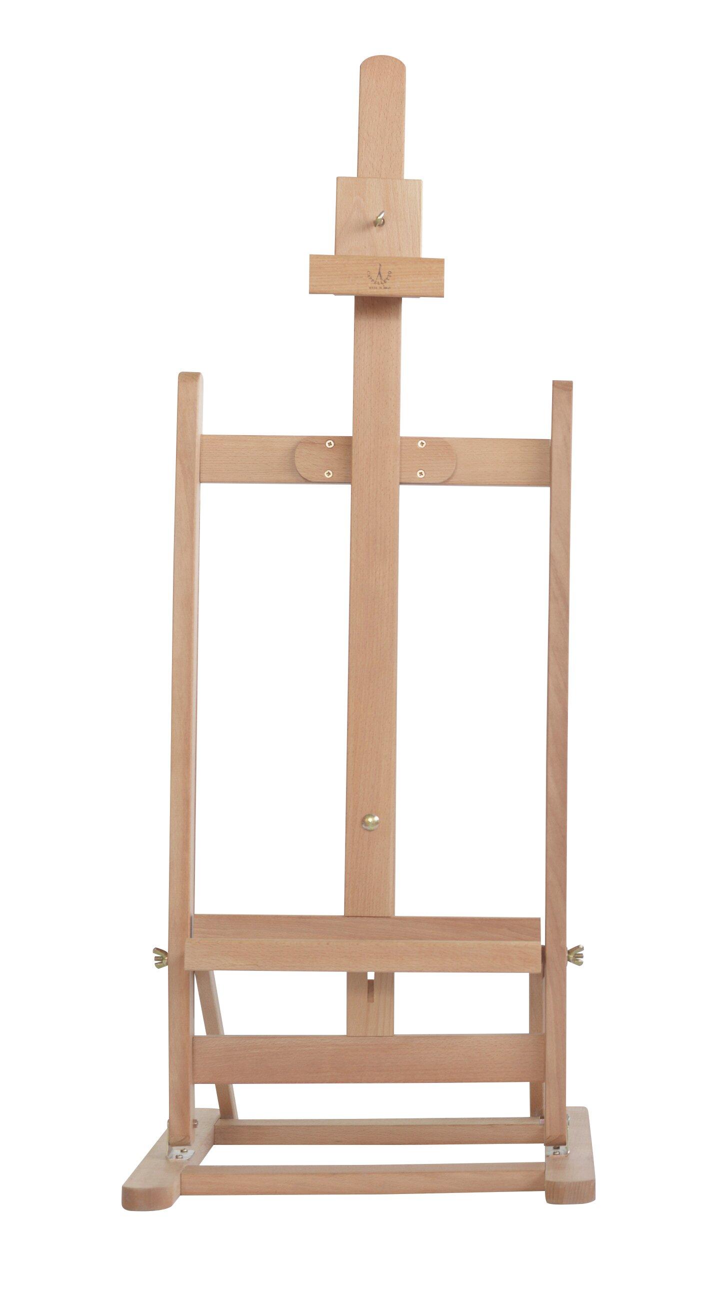 Cappelletto Tabletop Adjustable H-Frame Easel | Wayfair