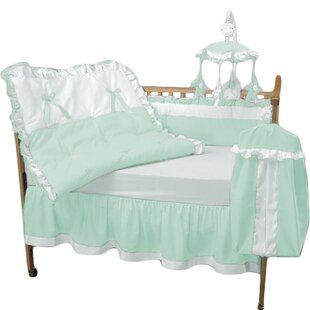 mint green crib bedding wayfair
