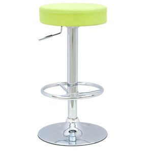 Adjustable Height Swivel Bar Stool by Chi..