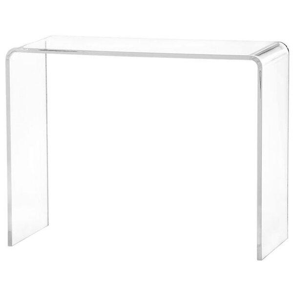 Superb C2A Designs Peek Acrylic Console Table U0026 Reviews | Wayfair