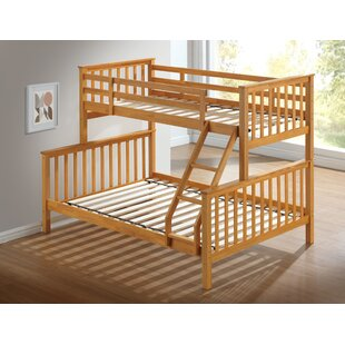 Genova Triple Sleeper Bunk Bed by Just Kids