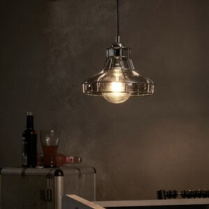Illusione 1-Light Mini Pendant