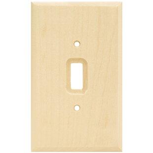 Single Switch Wall Plate
