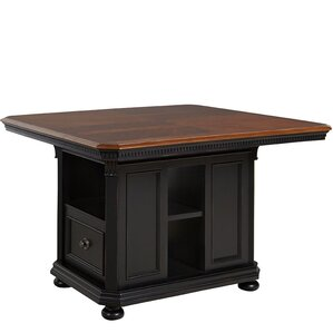 Pedro Kitchen Island by World Menagerie