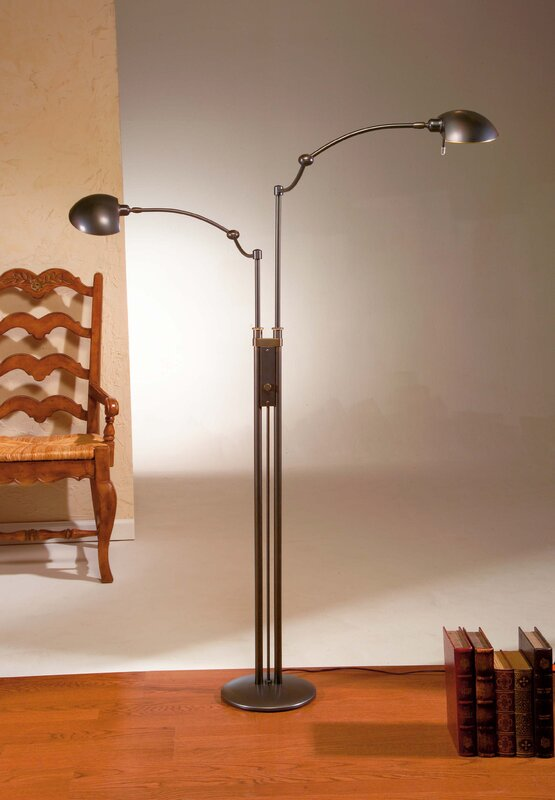 "Classic Series Pharmacy 59"" Task Floor Lamp"