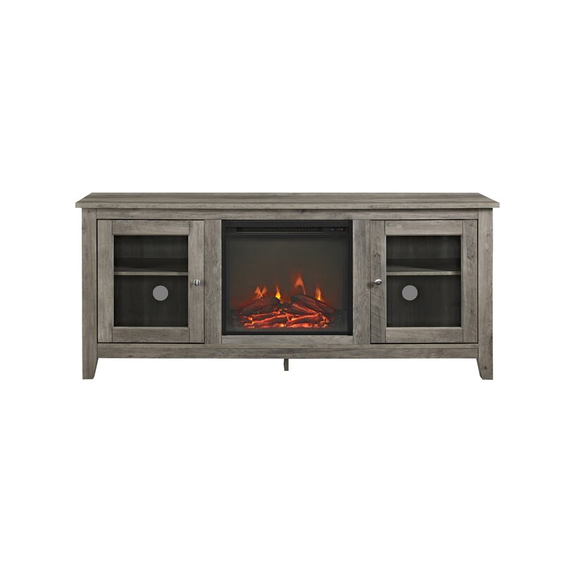 Inglenook Tv Stand For Tvs Up To 60 With Fireplace Reviews Joss