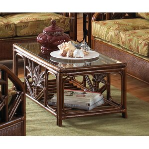 Cypress Coffee Table by Bay Isle Home