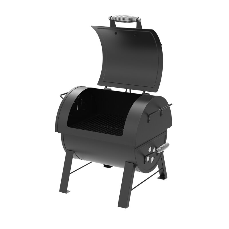 Tabletop Portable Charcoal Grill