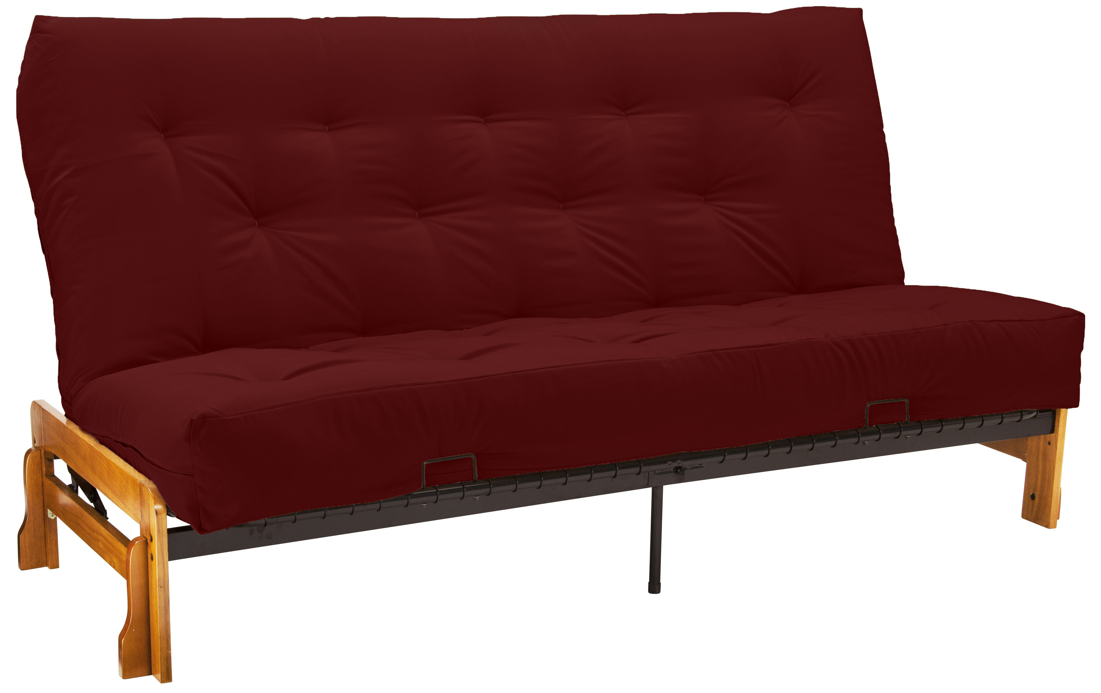 Epic Furnishings Llc Magnificence 10 Foam Full Size Futon Mattress Wayfair
