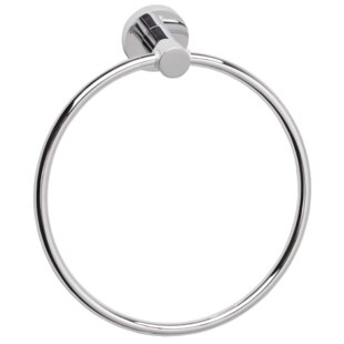 Phaze Wall Mounted Towel Ring by Mayfair Brassware