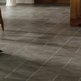 Castilian Block 16 x 48 x 8mm Tile Laminate Flooring in Pizarro