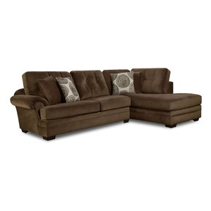 Landon Sectional by Bloomsbury Market