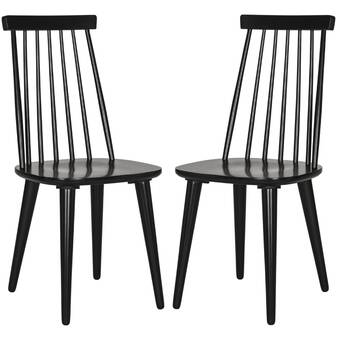 Clarence Solid Wood Dining Chair  sc 1 st  AllModern & Clarence Solid Wood Dining Chair u0026 Reviews | AllModern