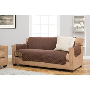 Katrina Box Cushion Sofa Slipcover by Home Fashion Designs