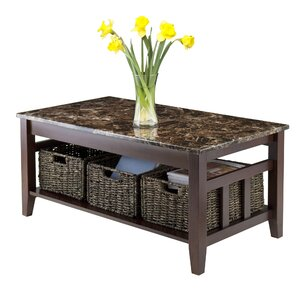 Zoey Top Coffee Table by Luxury Home