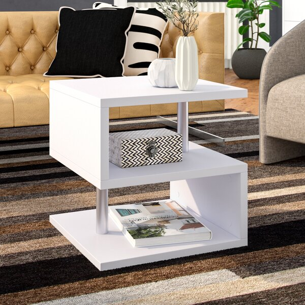 Homcom Cube Coffee Table Amp Reviews Wayfair Co Uk