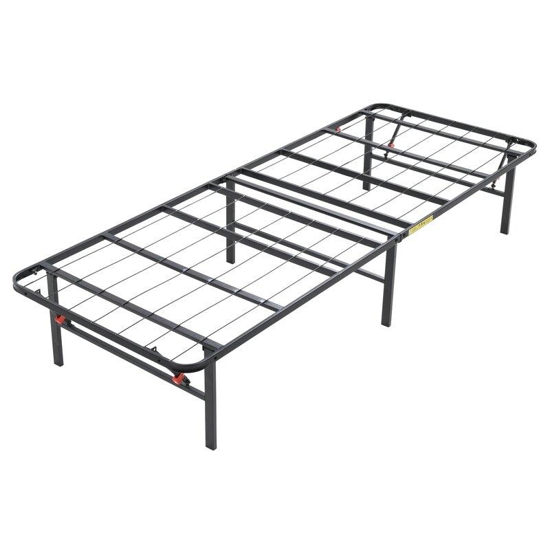 Alwyn Home Hiett Platform Bed Frame & Reviews | Wayfair