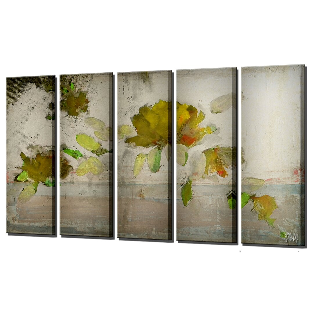 Ready2hangart 39 painted petals iv 39 by ready2hangart 5 for Ready set decor reviews