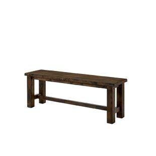 Brickhouse Wood Bench