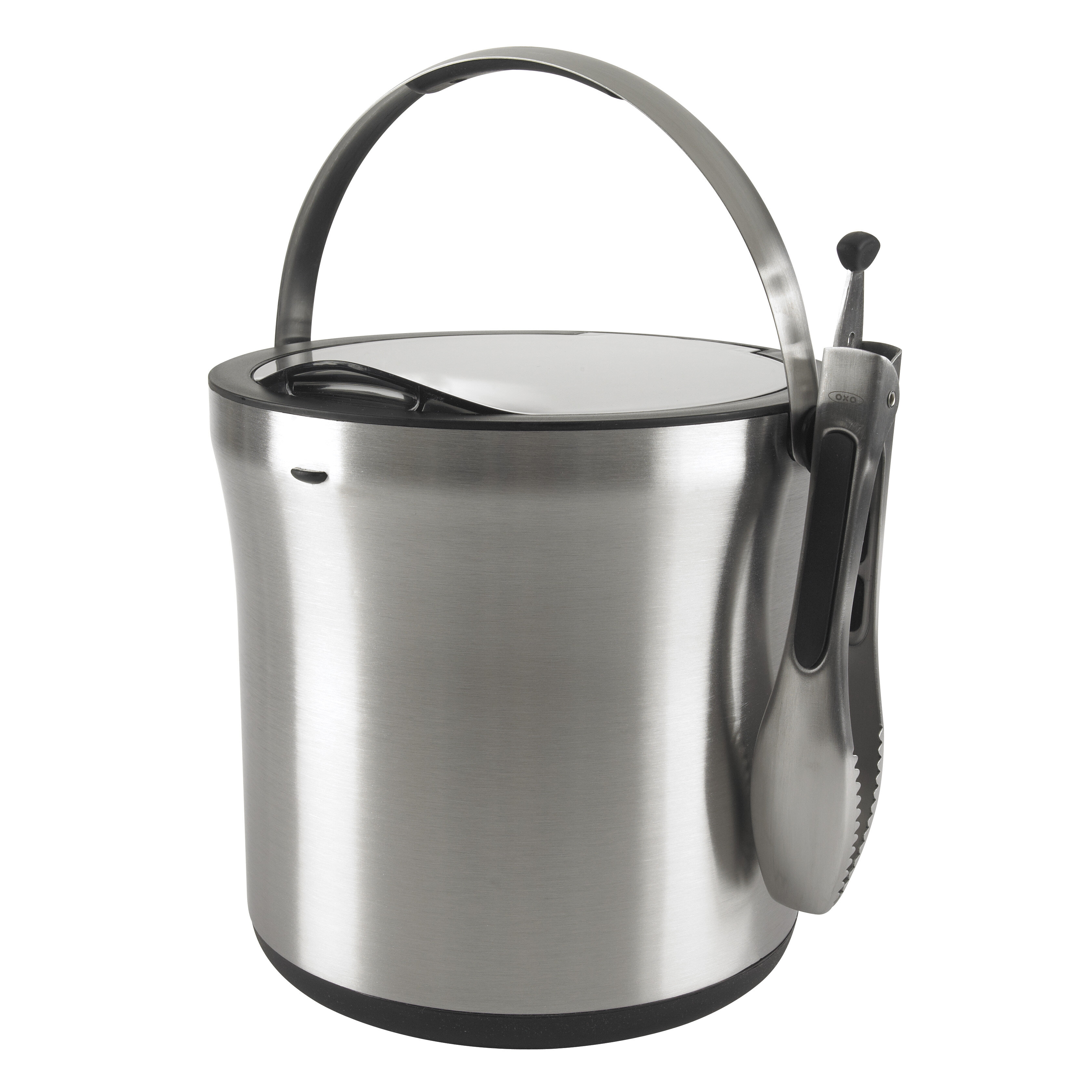 890ecddfa43 OXO SteeL™ Ice Bucket and Tong Set   Reviews