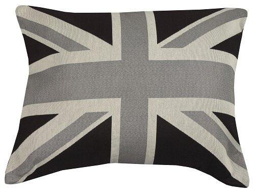 Urban Loft Union Jack Throw Pillow Nice Look