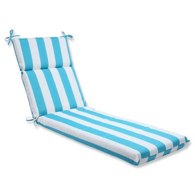 pillow perfect cabana stripe indoor outdoor chaise lounge cushion
