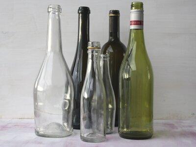 Flaschen auswählen