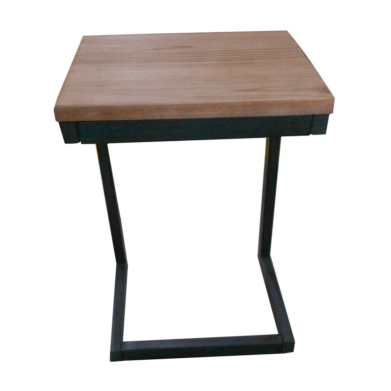 Astor Outdoor C Shaped Side Table
