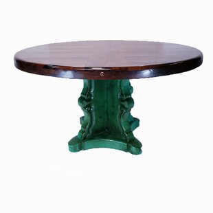 Borrego Solid Wood Dining Table (Set of 4)