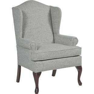 Queene Anne Wingback Chair