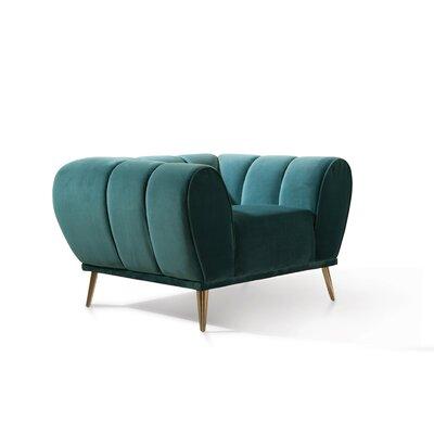 Modern Microfiber Amp Velvet Accent Chairs Allmodern