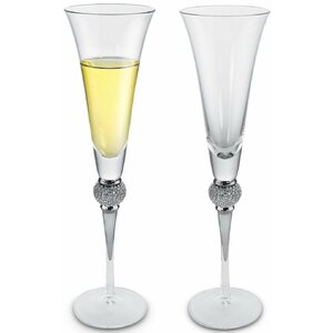 Elegant 6 oz. Champagne Flute (Set of 2)