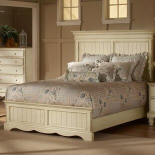 Delightful Wilshire Panel Bed. By Hillsdale Furniture